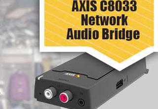 شرکت AXIS سیستم ها ی صوتی تحت شبکه خود را گسترش می دهد.